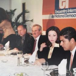 Francisco Labastida, Gerardo Le Chevallier, Lourdes Cota y Marcela Jimenez1.bmp