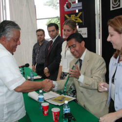 Genaro Santana, Cruz Perez, Jorge Franco y Marcela Jimenez