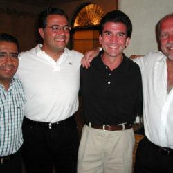 Gerardo Le Chevallier y ponentes