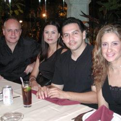 Luis Nunes, Cruz Perez, Lourdes Cota