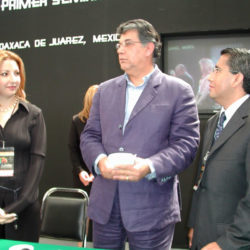 Marcela Jimenez, Jose Murat, Jorge Franco